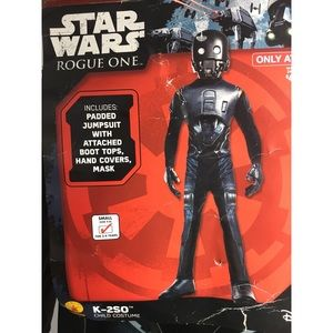 Star Wars Robot Costume K-2SO Size Small
